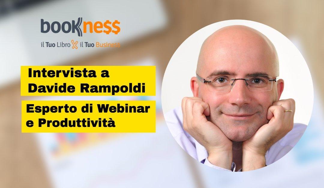 Intervista a Davide Rampoldi esperto di Webinar