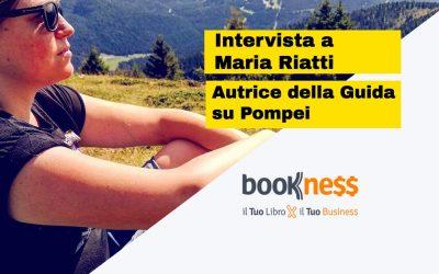 Intervista a Maria Riatti autrice della guida per visitare Pompei in 1 giorno