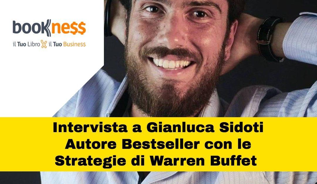 Intervista a Gianluca Sidoti che usa il Libro Bestseller come Unico Strumento di Marketing
