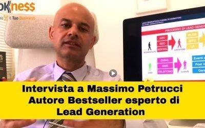 Intervista a Massimo Petrucci autore di successo esperto di lead generation