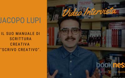 Intervista all'Editore Jacopo Lupi che sperimenta il self publishing