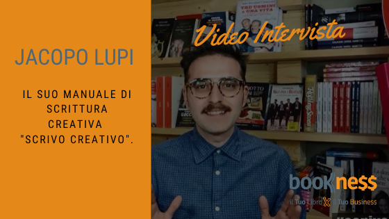 Intervista all'Editore Jacopo Lupi che sperimenta il self publishing