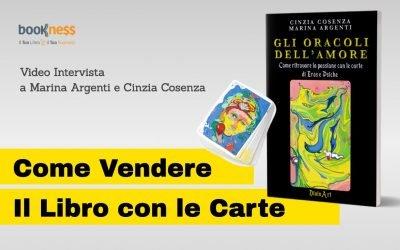 Vendere il libro con le carte: intervista a Marina Argenti e Cinzia Cosenza