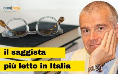Il saggista scientifico in self publishing più letto in Italia