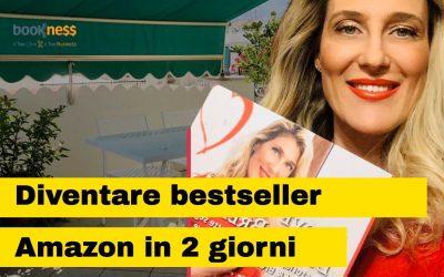Diventare bestseller Amazon in 2 giorni