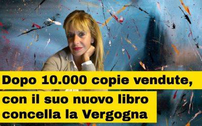 """Alessandra Donati pubblica """"Gocce di Vergogna"""" dopo il successo di """"Manifestare con la Luna"""""""