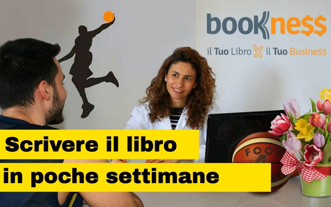 "Intervista a Federica Sanges autrice del libro ""Food 4 basket"""