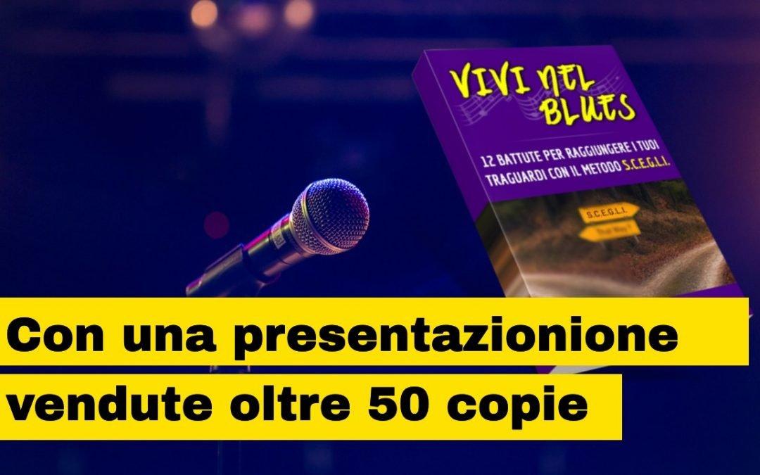 Stefano Berdini fa formazione aziendale con un libro sul blues