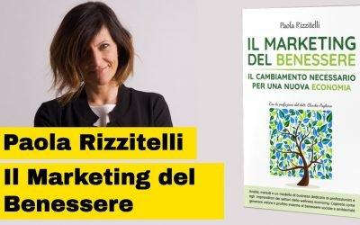 """Paola Rizzitelli autrice del libro """"Il Marketing del Benessere"""""""