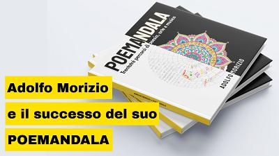 Poemandala di Adolfo Morizio un successo di arte e poesia