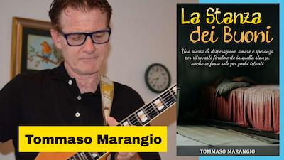 Tommaso Marangio, dopo la perdita del figlio nelle onde oceaniche di Tenerife, scrive e pubblica il libro La stanza dei buoni