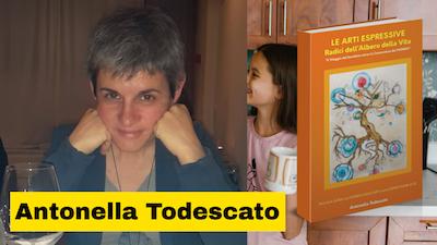 Le Arti Espressive Radici dell'Albero della Vita il nuovo libro di Antonella Todescato